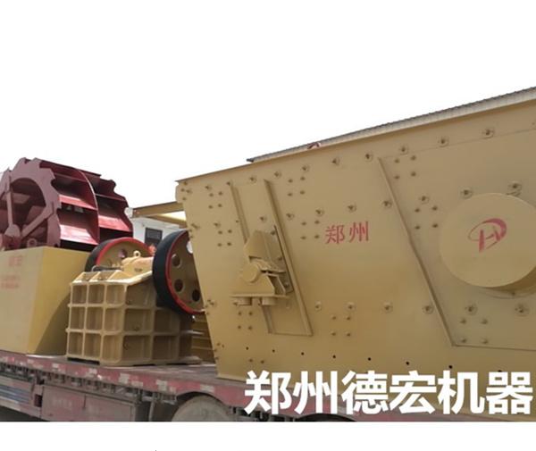 甘肃甘南1750新型新型立式复合制砂机发货发货