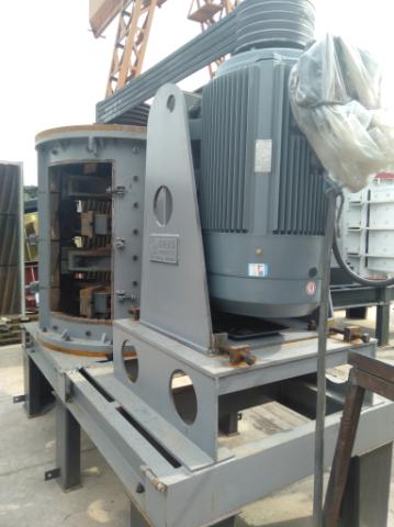 数控制砂机设备实现不同粒度细度制砂