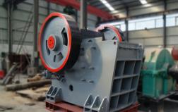 破碎机与制砂机相互配合用于制砂生产线
