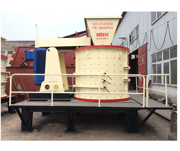 怎么提高河卵石制砂机的运行性能呢?