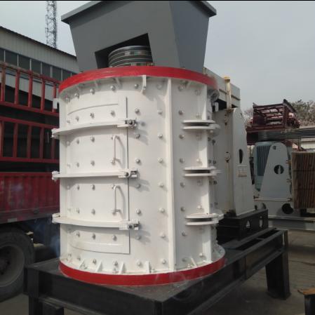 河卵石制砂机重要组成采用新配置