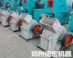 锤式制砂机设备结构